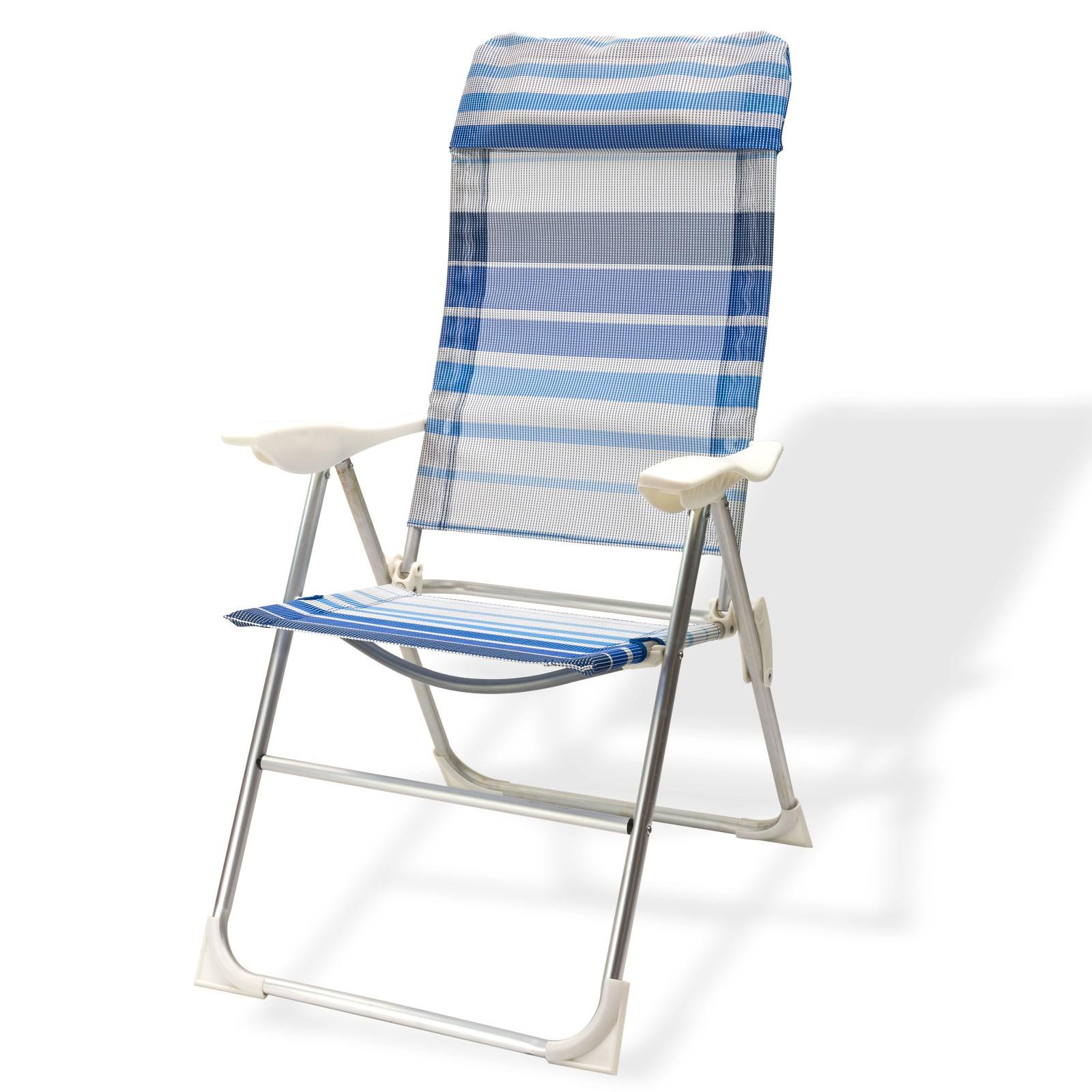 alu campingstuhl garten klappstuhl faltstuhl klappbar. Black Bedroom Furniture Sets. Home Design Ideas