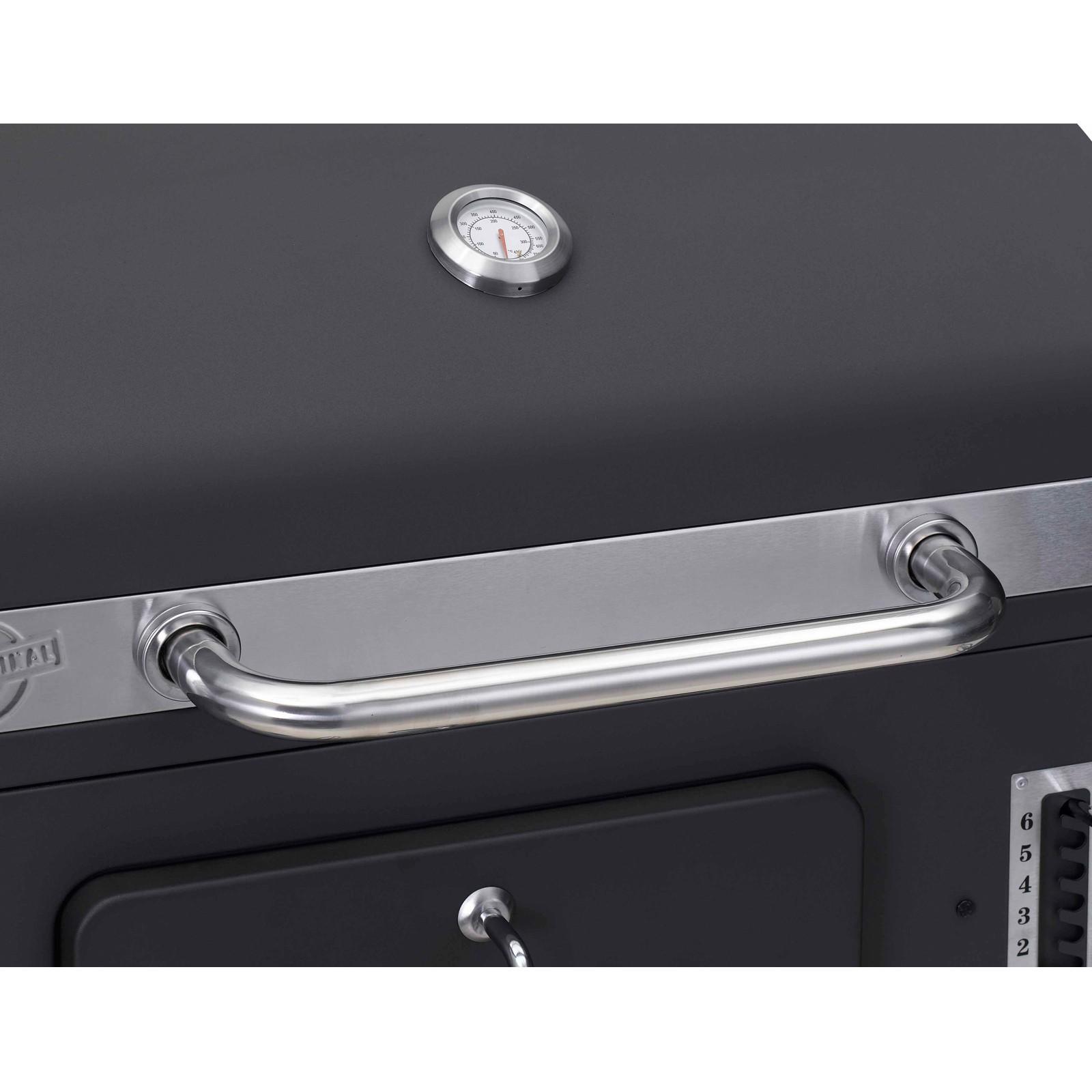 tepro holzkohlengrill grillwagen bbq grill kohlegrill toronto xxl 4011964010611 ebay. Black Bedroom Furniture Sets. Home Design Ideas