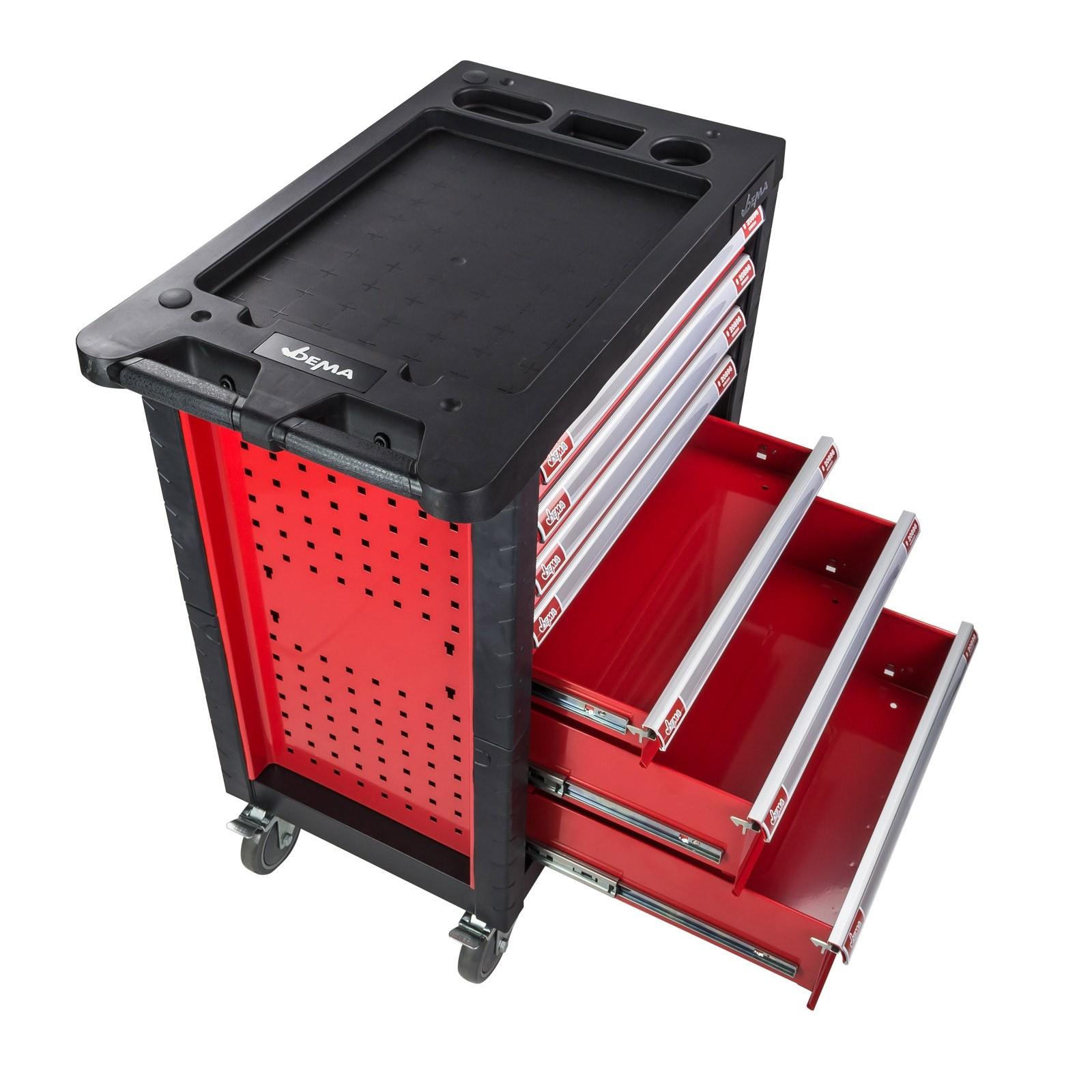 werkstattwagen werkzeugwagen best ckt mit werkzeug 220 tlg ebay. Black Bedroom Furniture Sets. Home Design Ideas