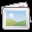 Doppelliege / Gartenliege Palma Beige mit Sonnendach