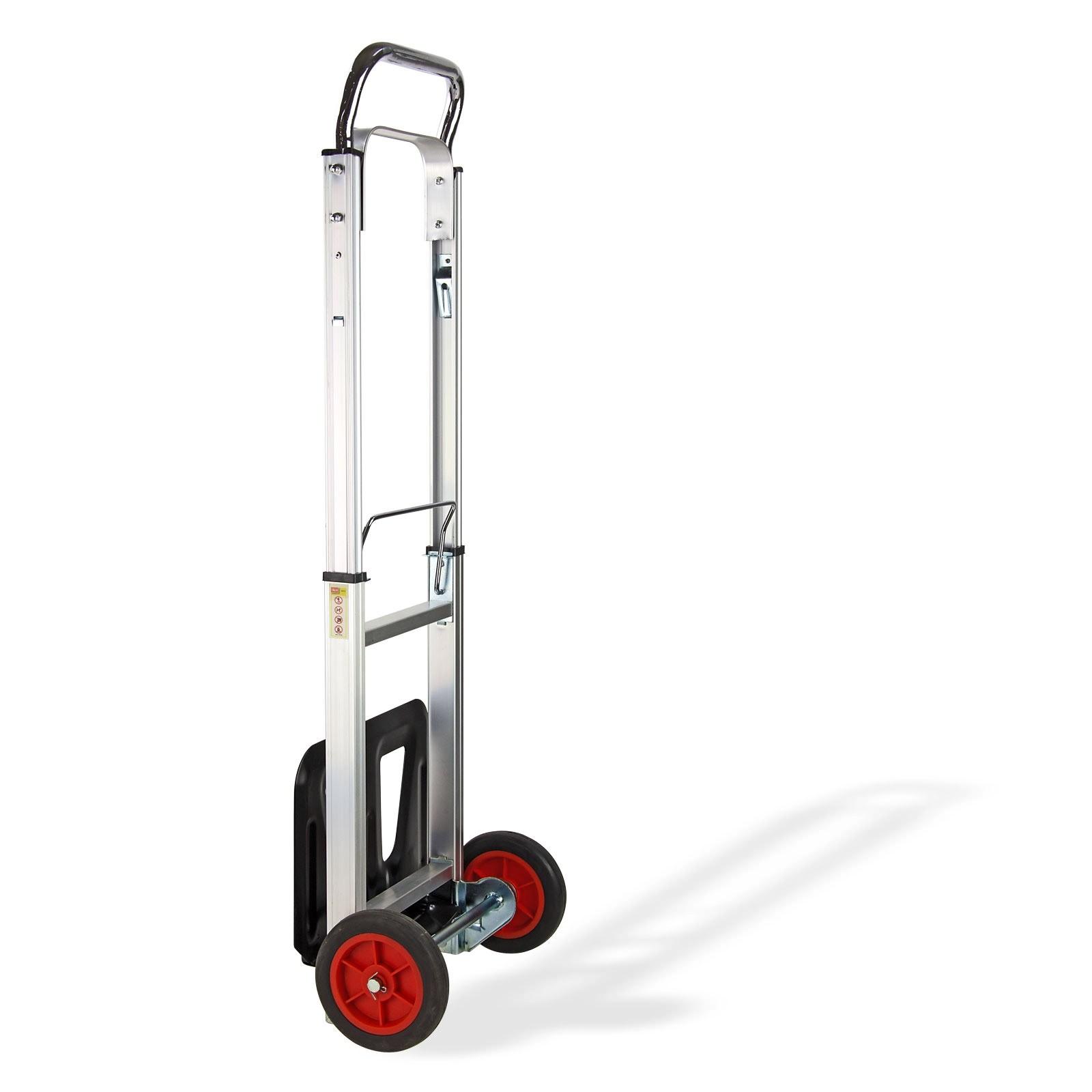 alu sackkarre transportkarre klappbar robust bis 90 kg. Black Bedroom Furniture Sets. Home Design Ideas