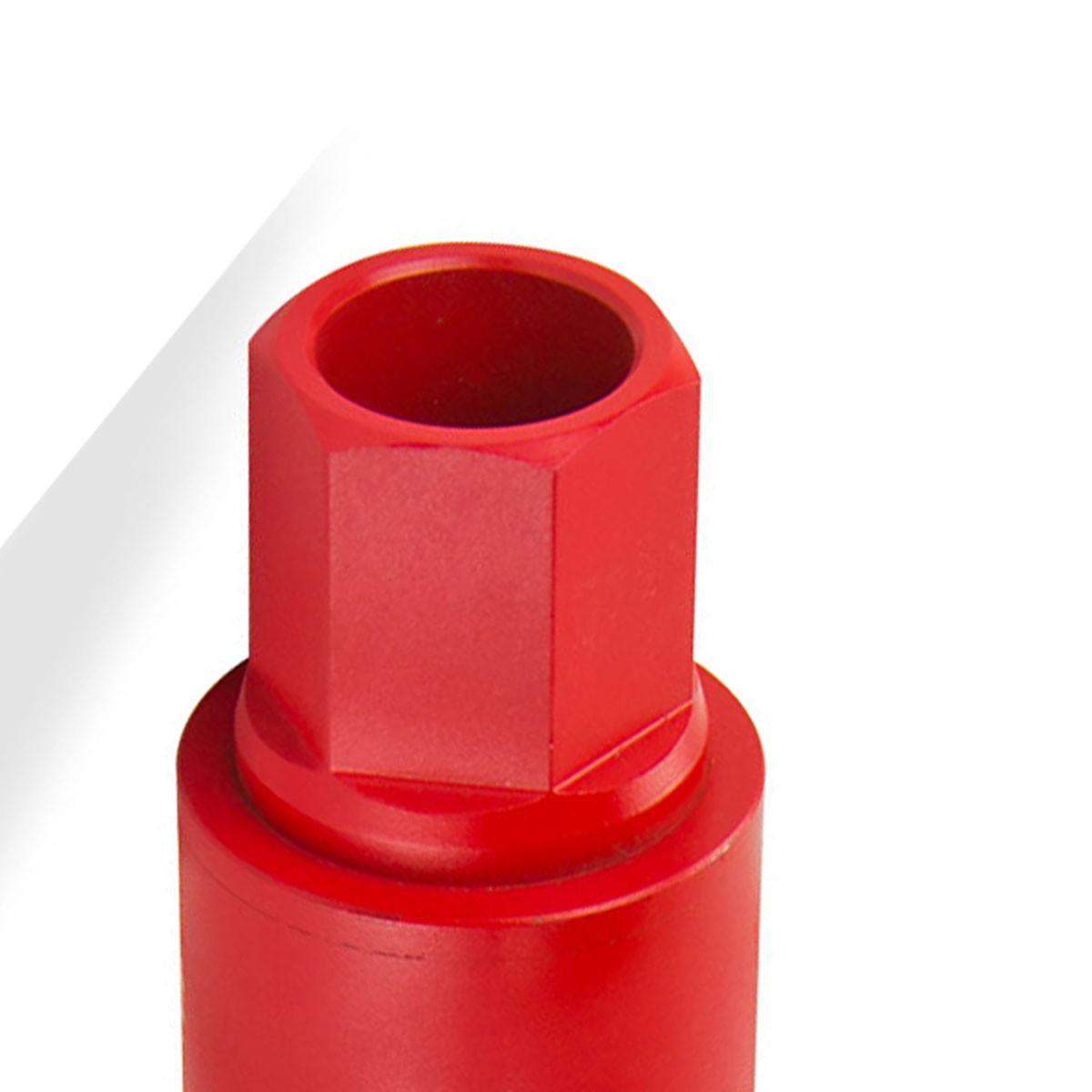 63 mm Diamantbohrkrone mit 5 extra hohen Segmenten