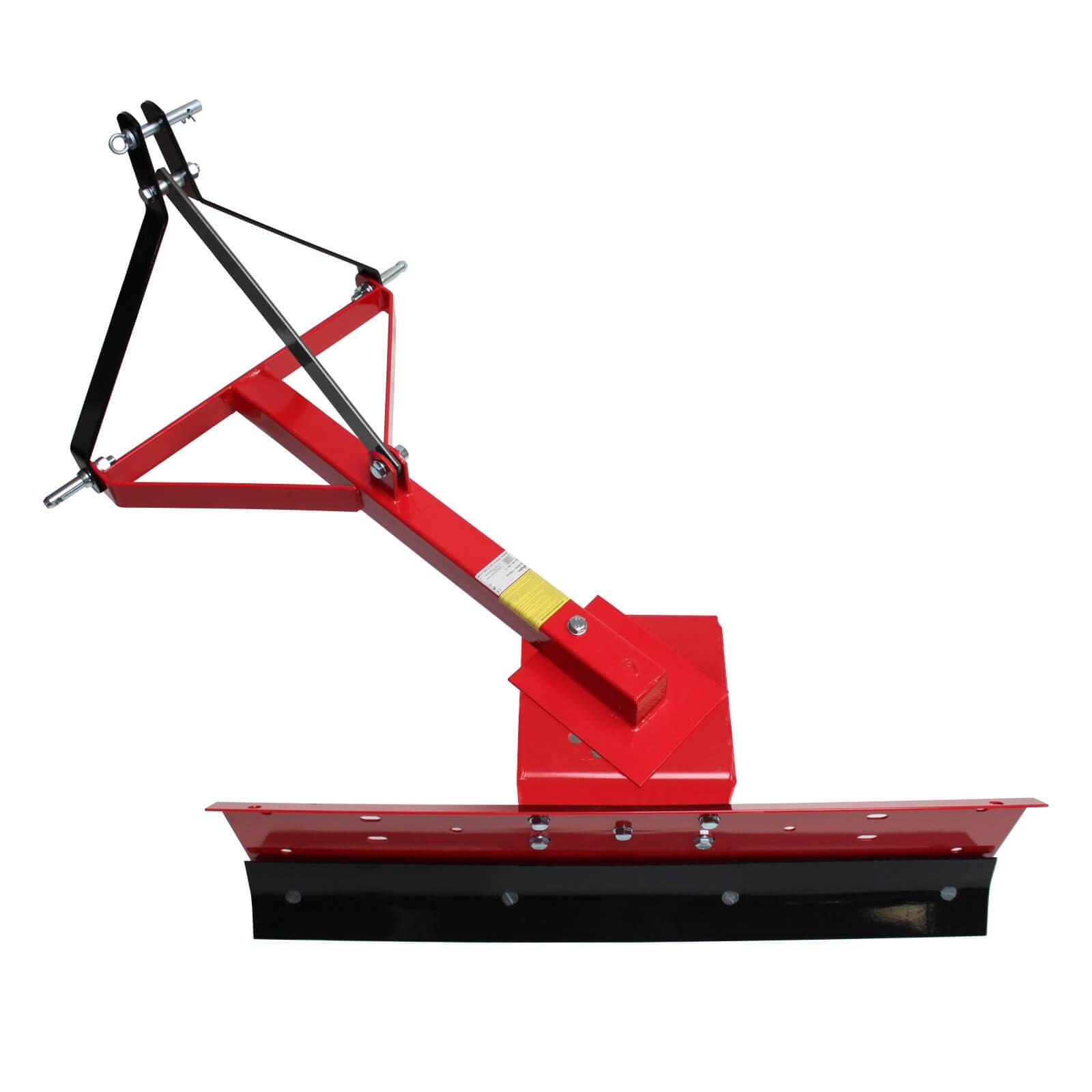 planierschild planierschieber 120 cm f r traktor kat 1. Black Bedroom Furniture Sets. Home Design Ideas