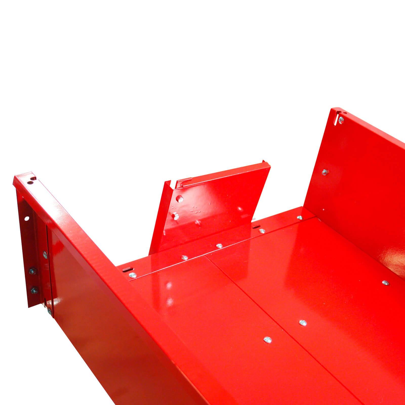 transportanh nger anh nger f r rasentraktor quad atv kippbar. Black Bedroom Furniture Sets. Home Design Ideas