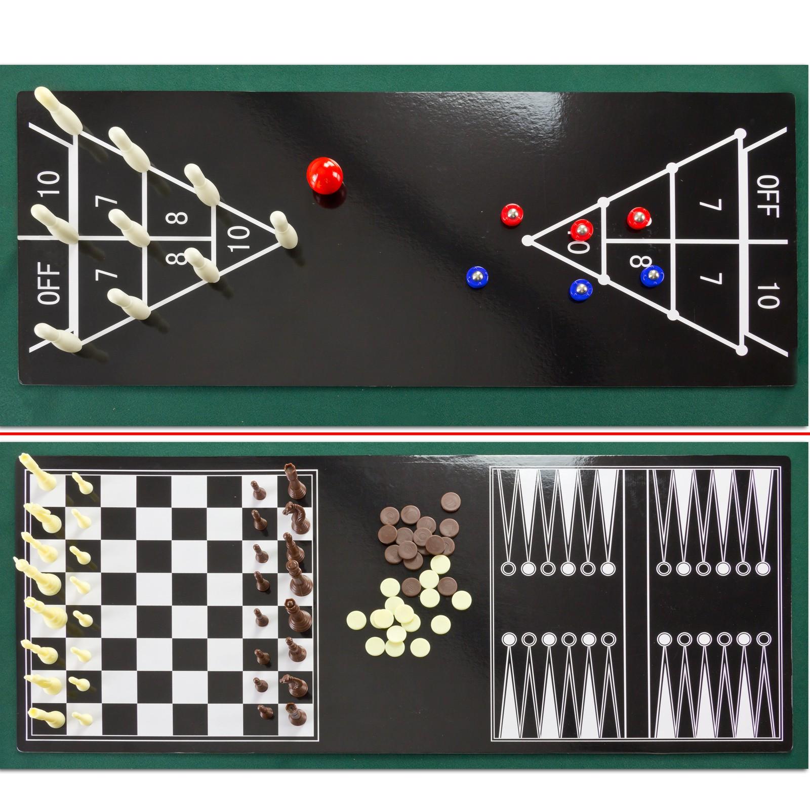 I like billard games