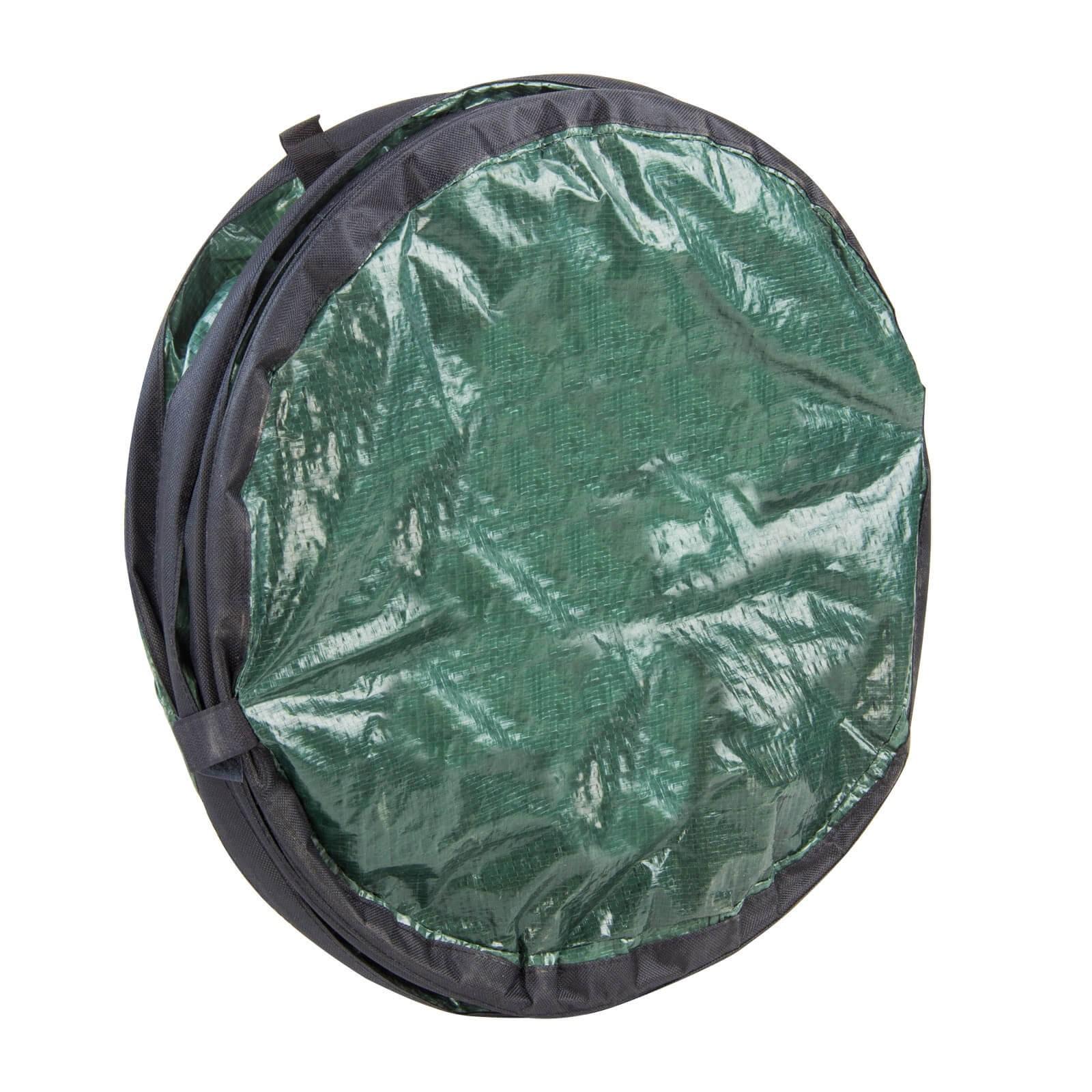 pop up sack gartenabfallsack m 100 liter 60x45 cm. Black Bedroom Furniture Sets. Home Design Ideas