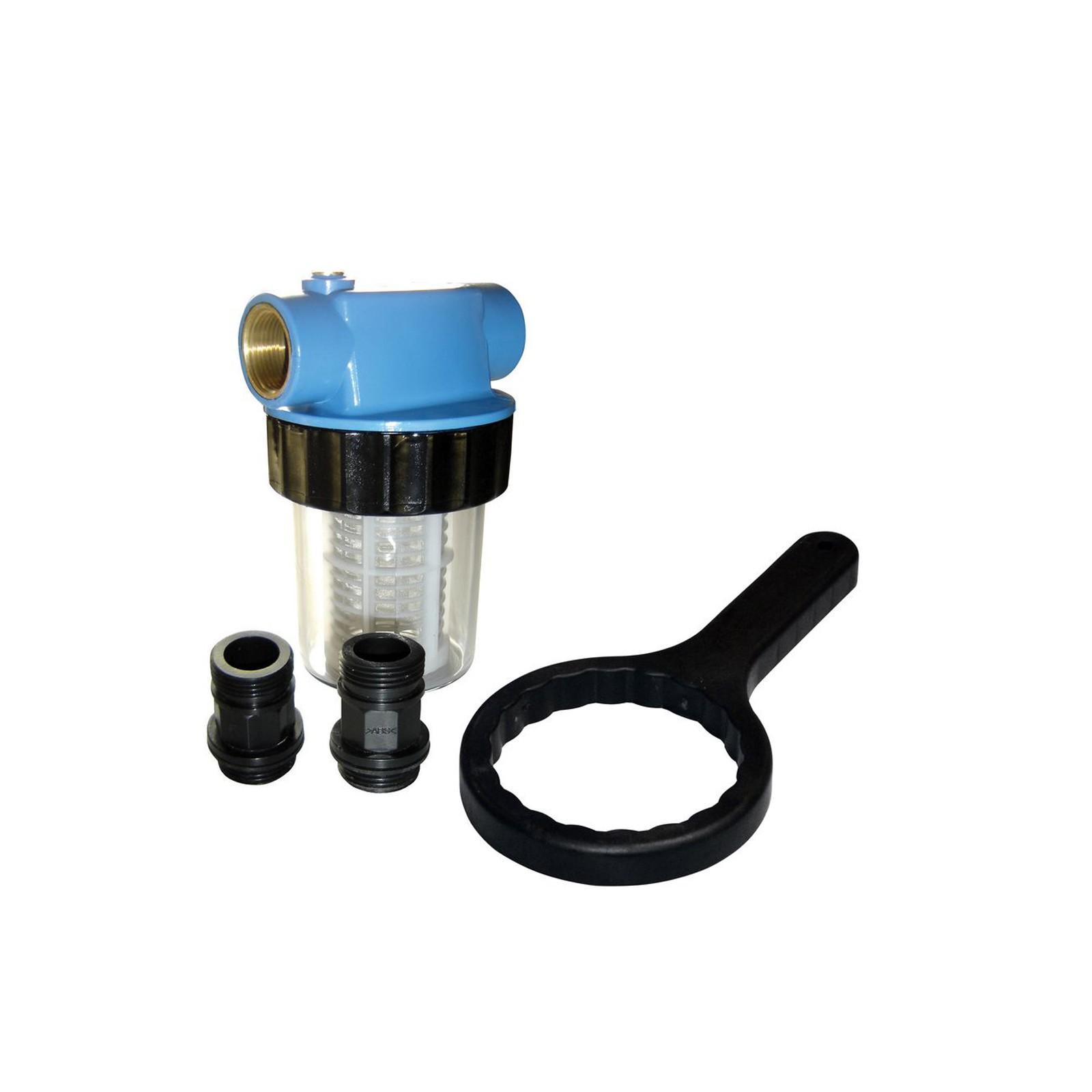 g de wasserfilter vorfilter filter kurz f r hauswasserwerk und gartenpumpen ebay. Black Bedroom Furniture Sets. Home Design Ideas