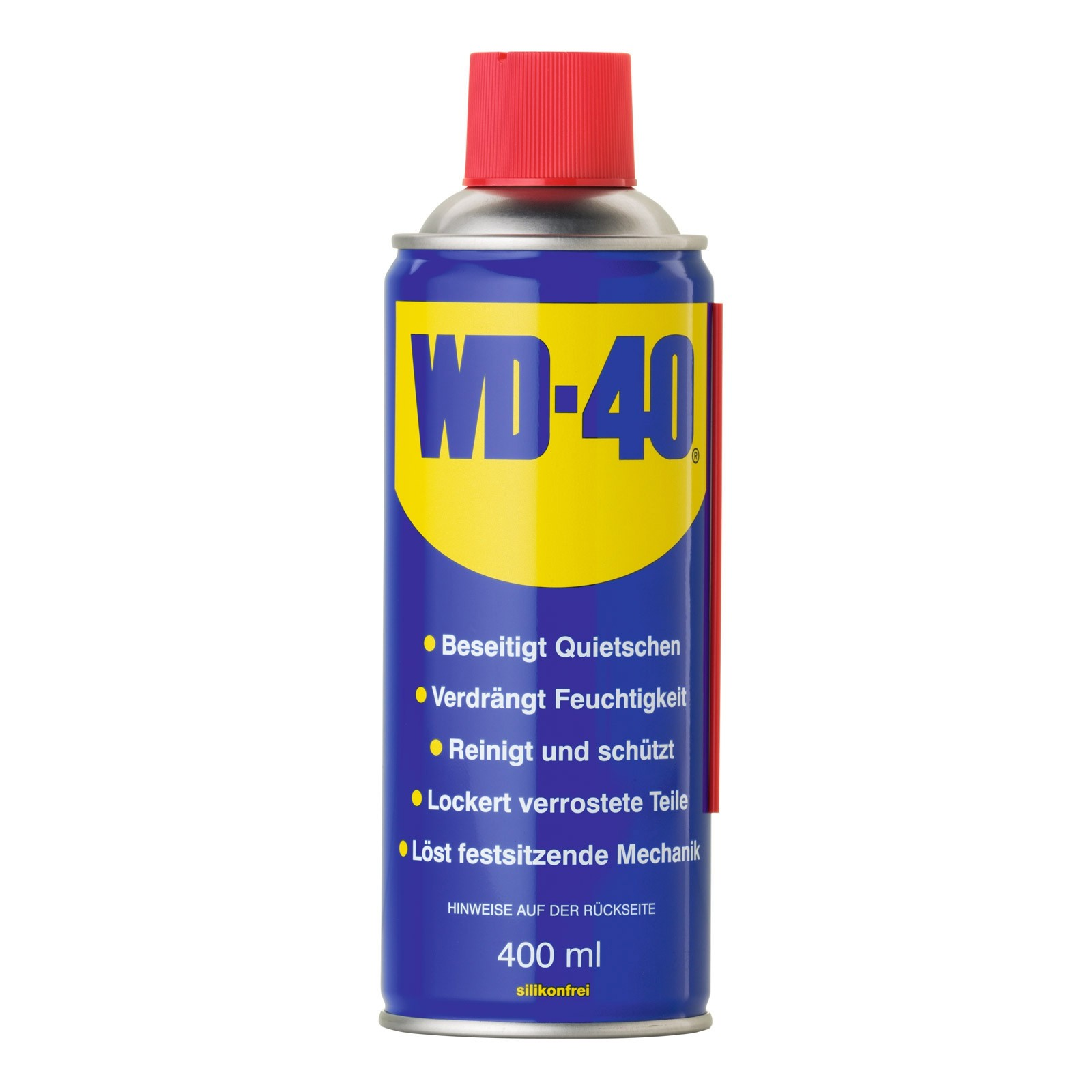 wd 40 vielzweckspray 400 ml rostl ser multifunktions spray. Black Bedroom Furniture Sets. Home Design Ideas