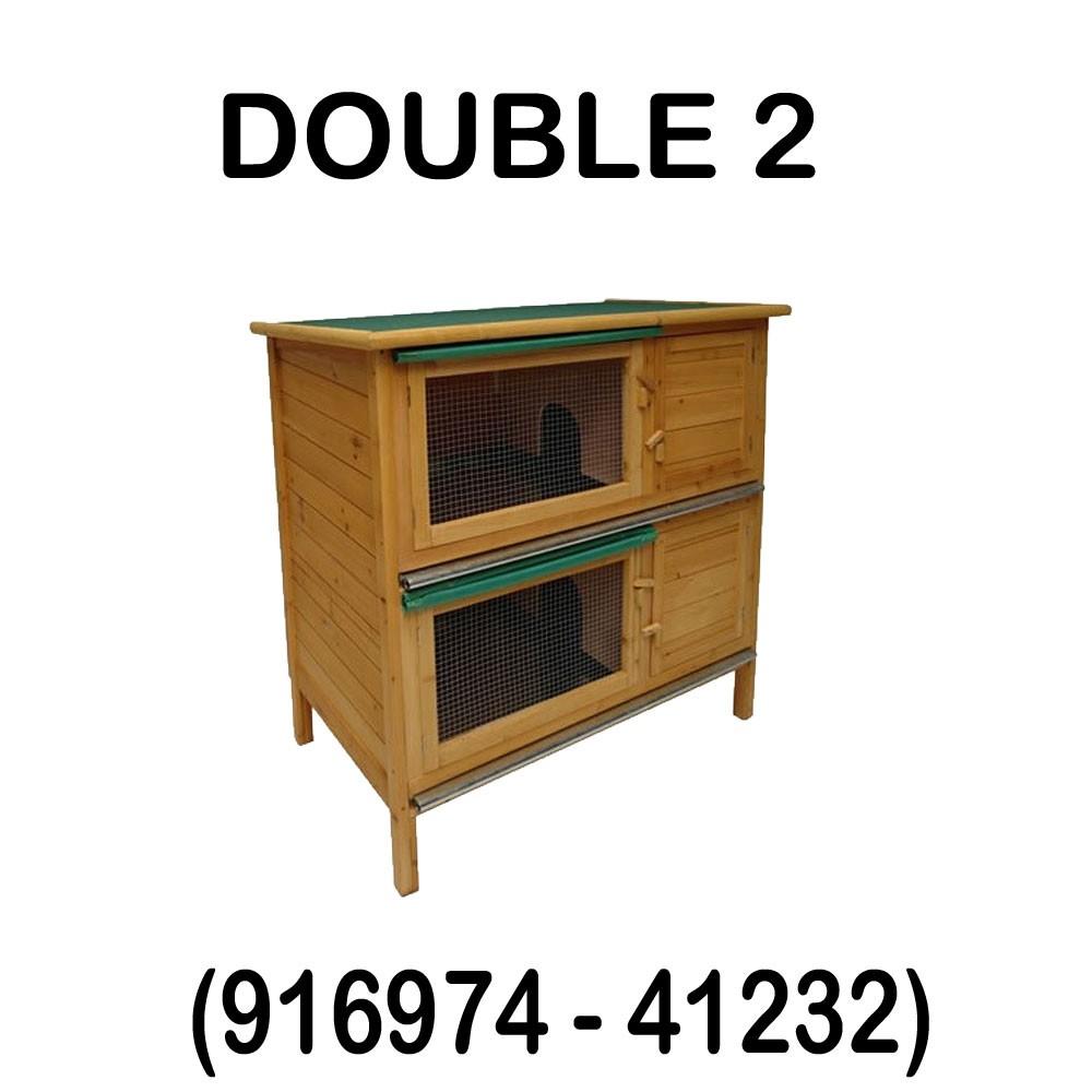 kaninchenstall hasenstall holz auswahl kleintierstall freilauf xxl doppelst ckig. Black Bedroom Furniture Sets. Home Design Ideas