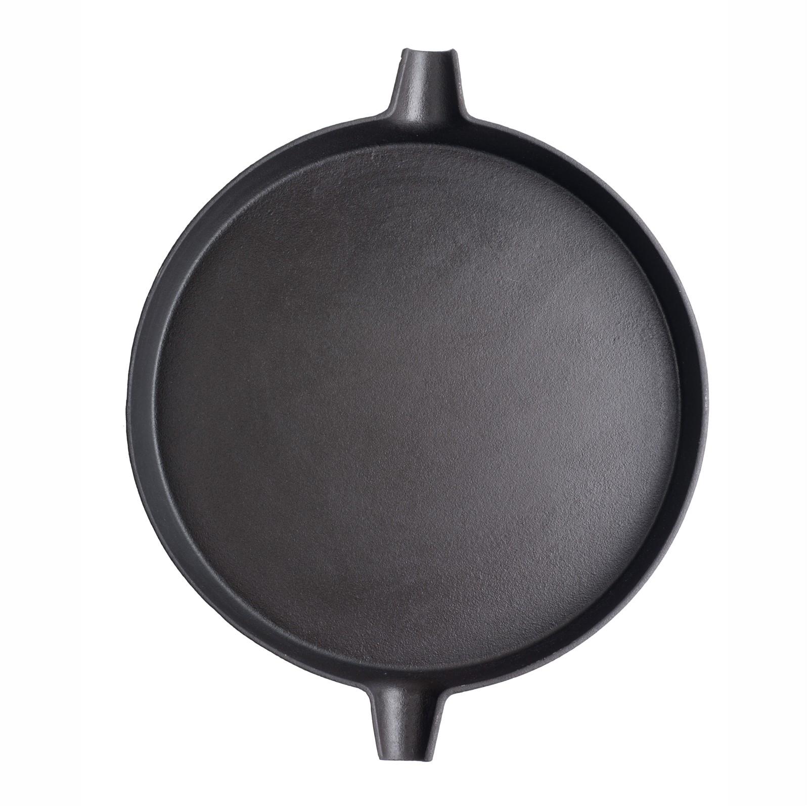 tepro kugelgrill gusspfanne grill einleger guss pfanne f r rost in rost system ebay. Black Bedroom Furniture Sets. Home Design Ideas