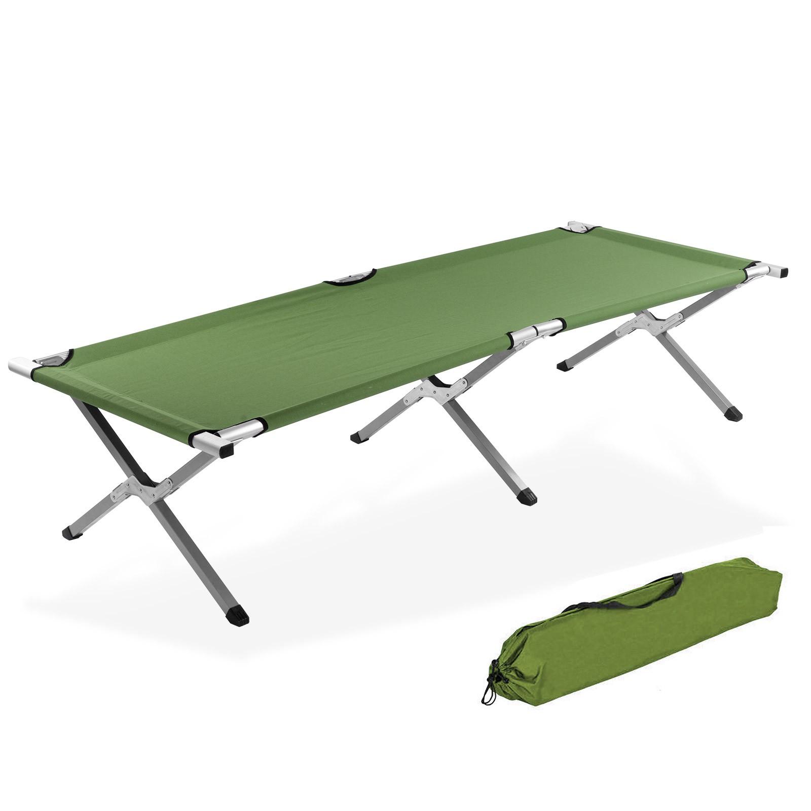 feldbett campingliege reisebett ranger farbe nach wahl. Black Bedroom Furniture Sets. Home Design Ideas