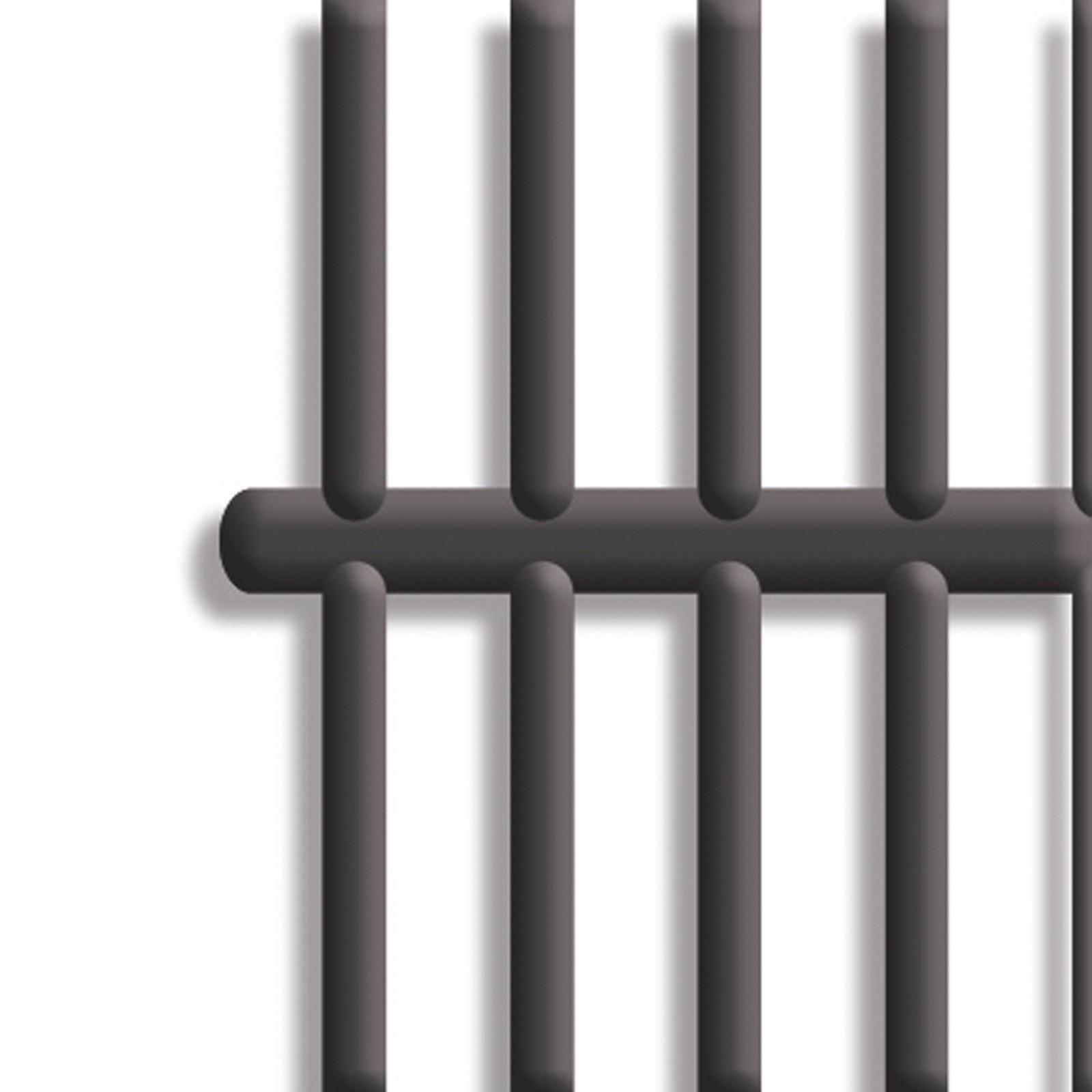 tepro universal guss grillrost set 2 x ca 36 x 40 cm. Black Bedroom Furniture Sets. Home Design Ideas