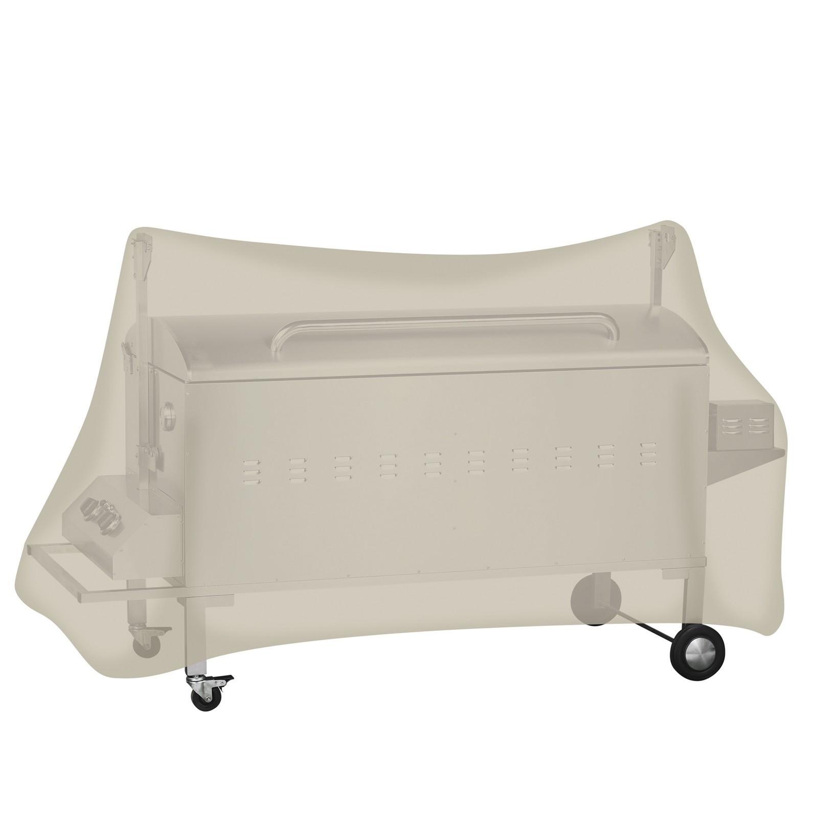tepro universal abdeckhaube schutzh lle abdeckplane f r spanferkelgrill columbus ebay. Black Bedroom Furniture Sets. Home Design Ideas