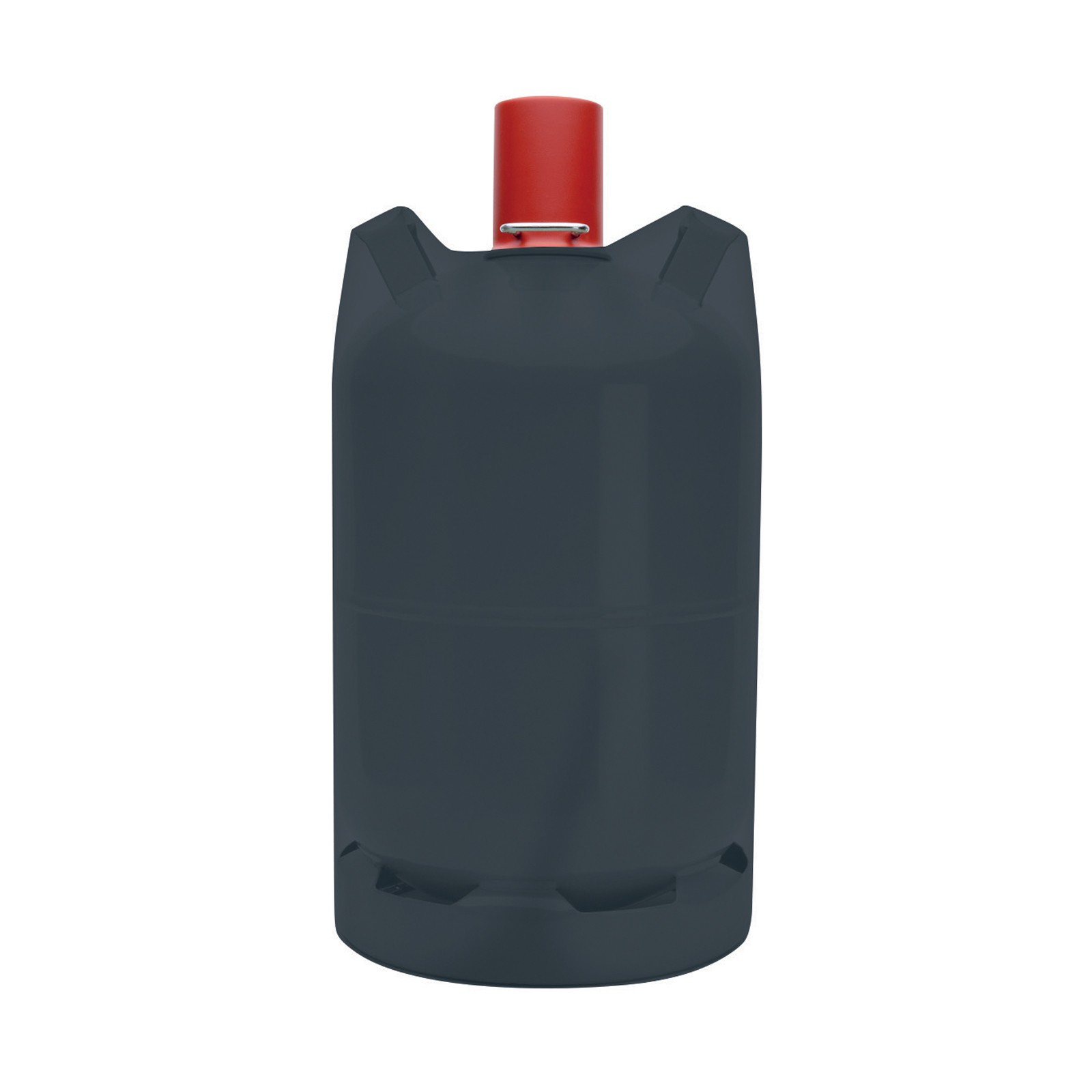 tepro schutzh lle f r 5 kg gasflasche schwarz. Black Bedroom Furniture Sets. Home Design Ideas
