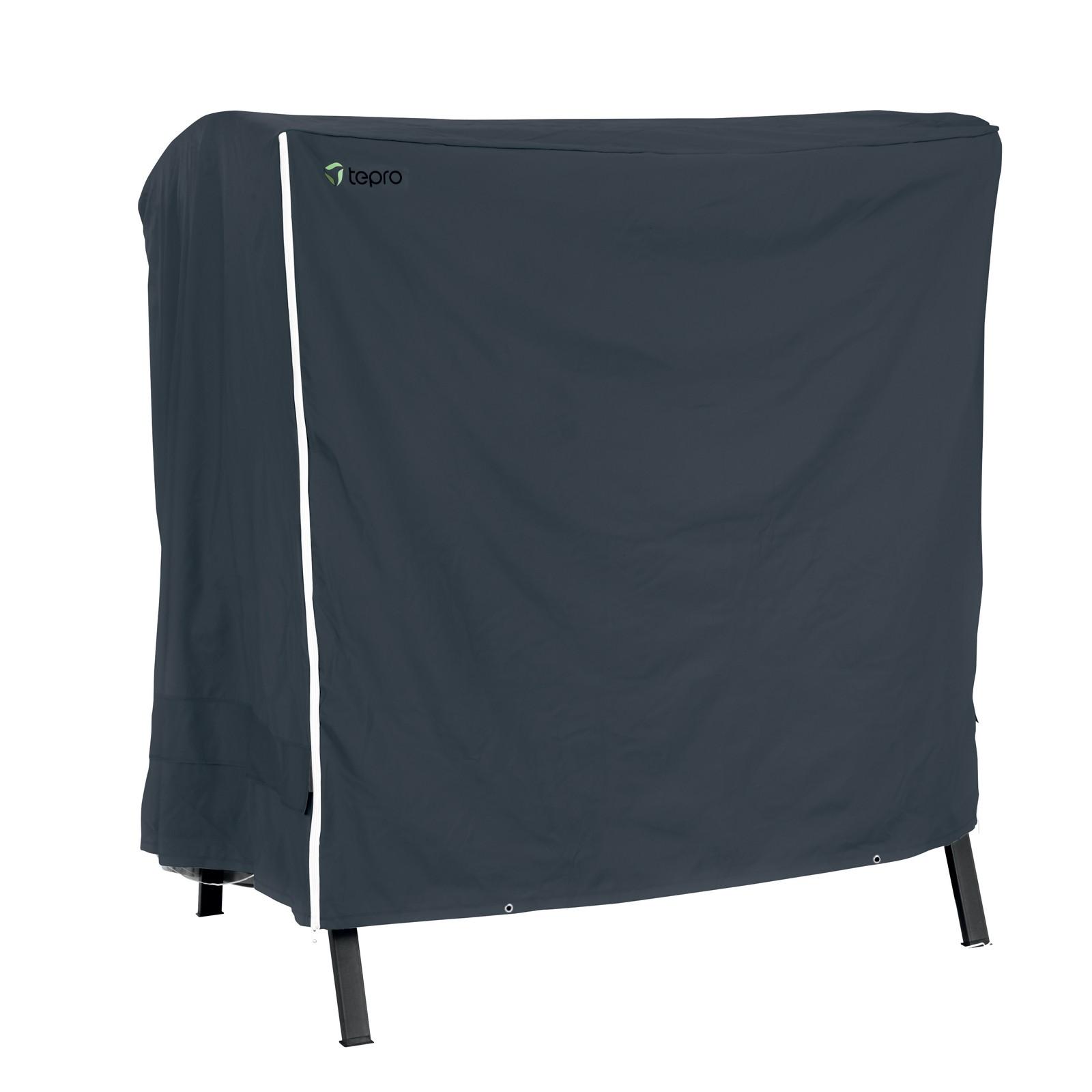 tepro schutzh lle abdeckhaube abdeckung wetterschutz f r gartenschaukel 2 sitzer ebay. Black Bedroom Furniture Sets. Home Design Ideas