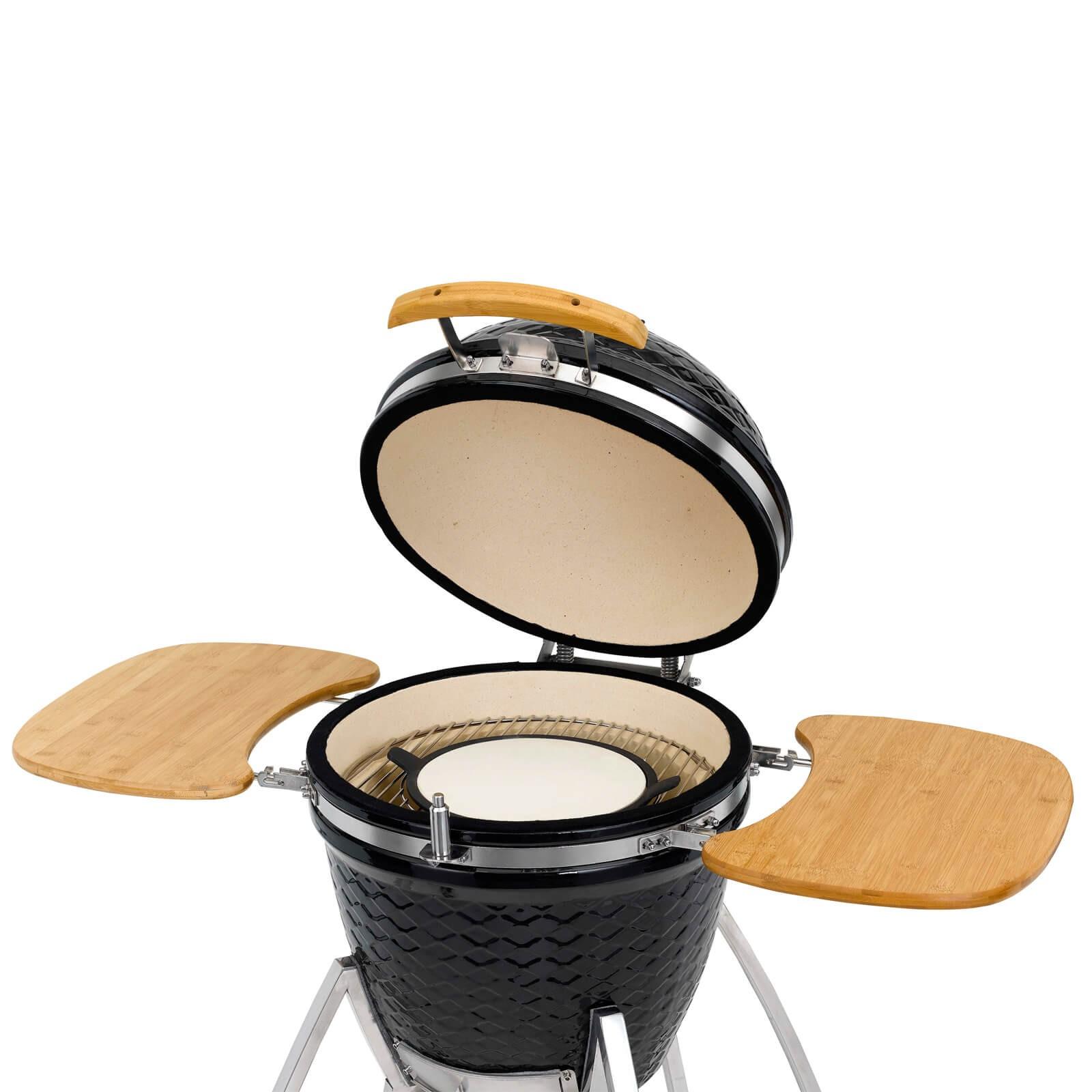 tepro keramik grill holzkohlegrill kohlegrill grillwagen. Black Bedroom Furniture Sets. Home Design Ideas