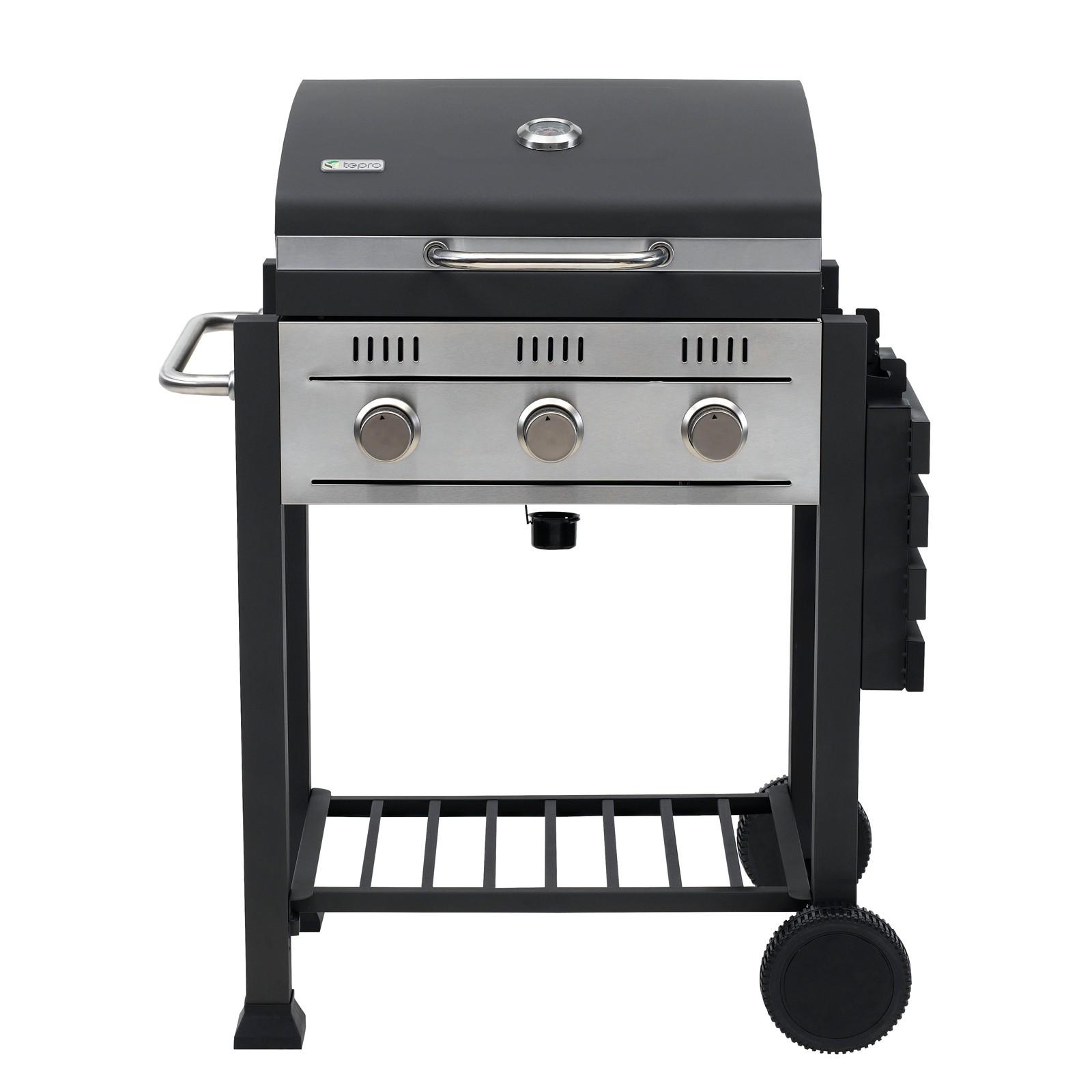 tepro gasgrill grillwagen toronto. Black Bedroom Furniture Sets. Home Design Ideas