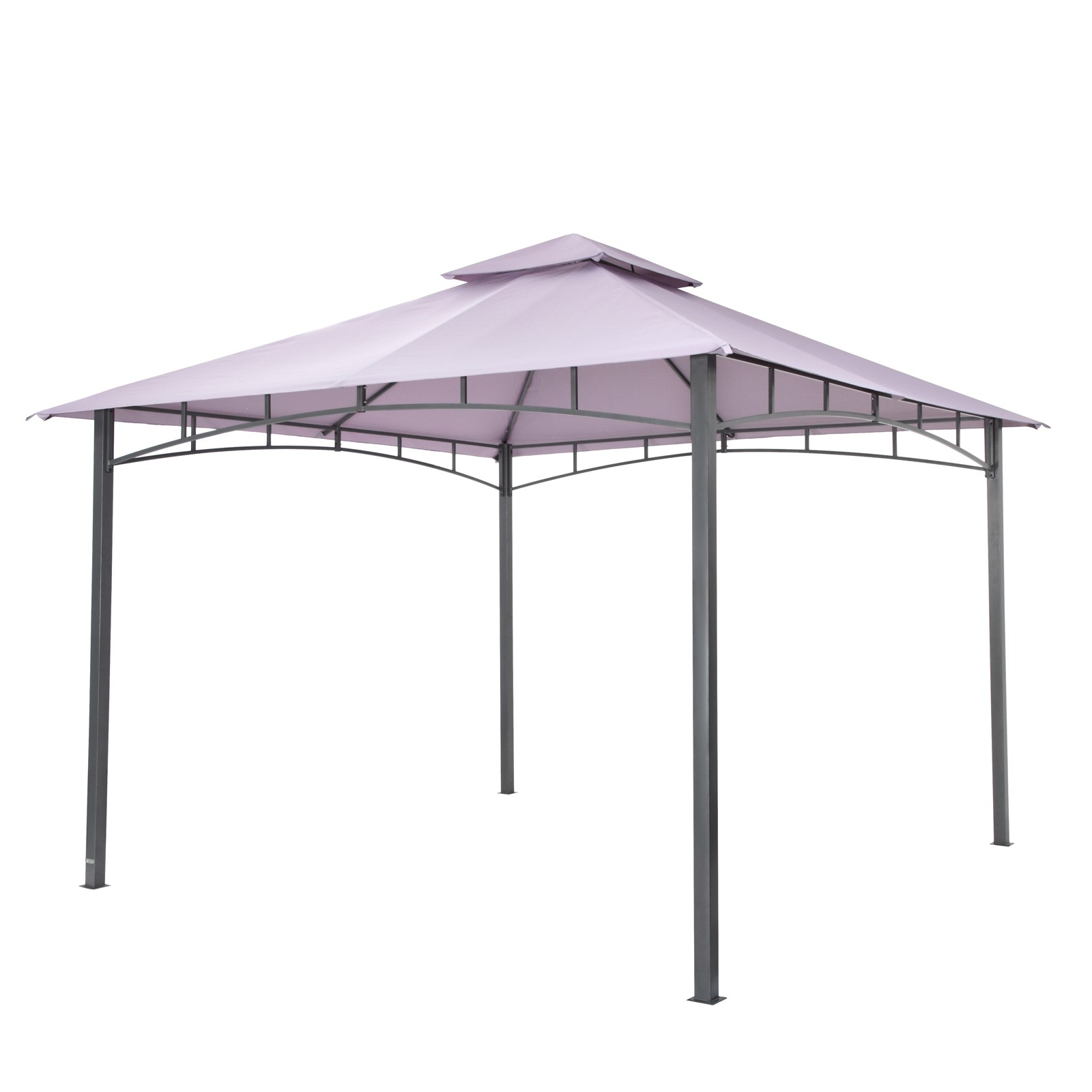 tepro garten pavillon 3x3 m gartenzelt camping partyzelt festzelt waya lavendel ebay. Black Bedroom Furniture Sets. Home Design Ideas