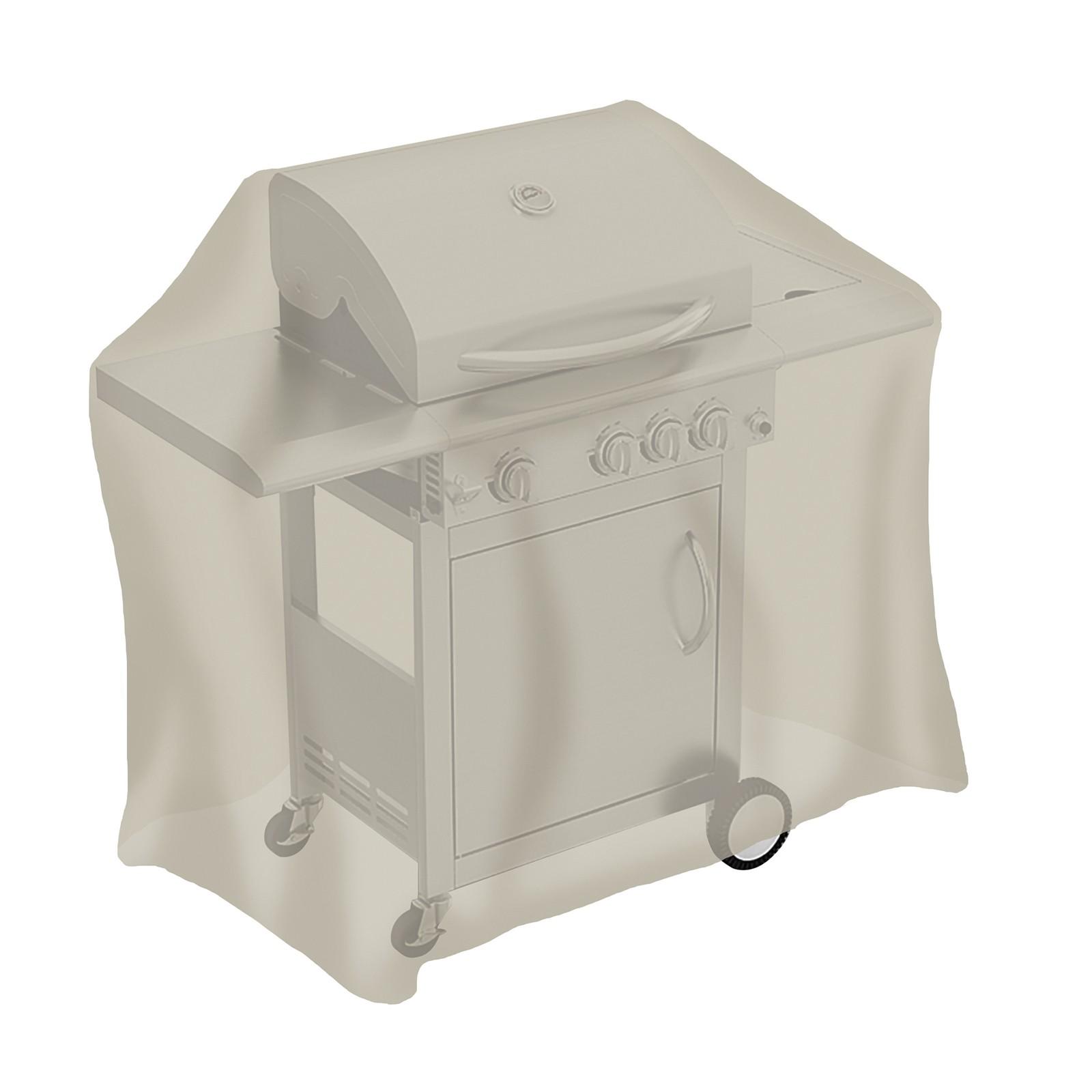 tepro gasgrill universal abdeckhaube schutzh lle beige. Black Bedroom Furniture Sets. Home Design Ideas