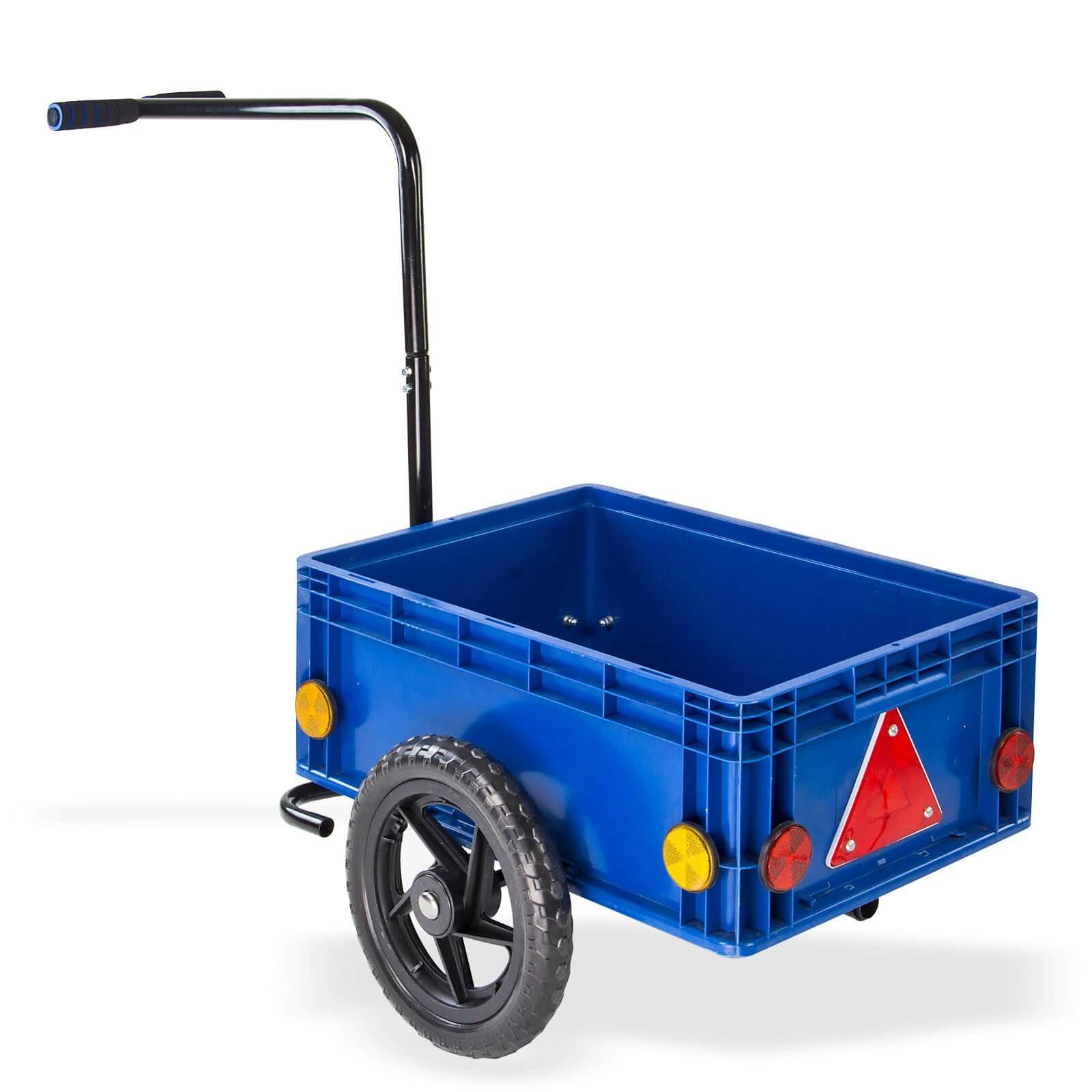 handwagen bollerwagen transportwagen transportkarre langeoog 45 liter ebay. Black Bedroom Furniture Sets. Home Design Ideas