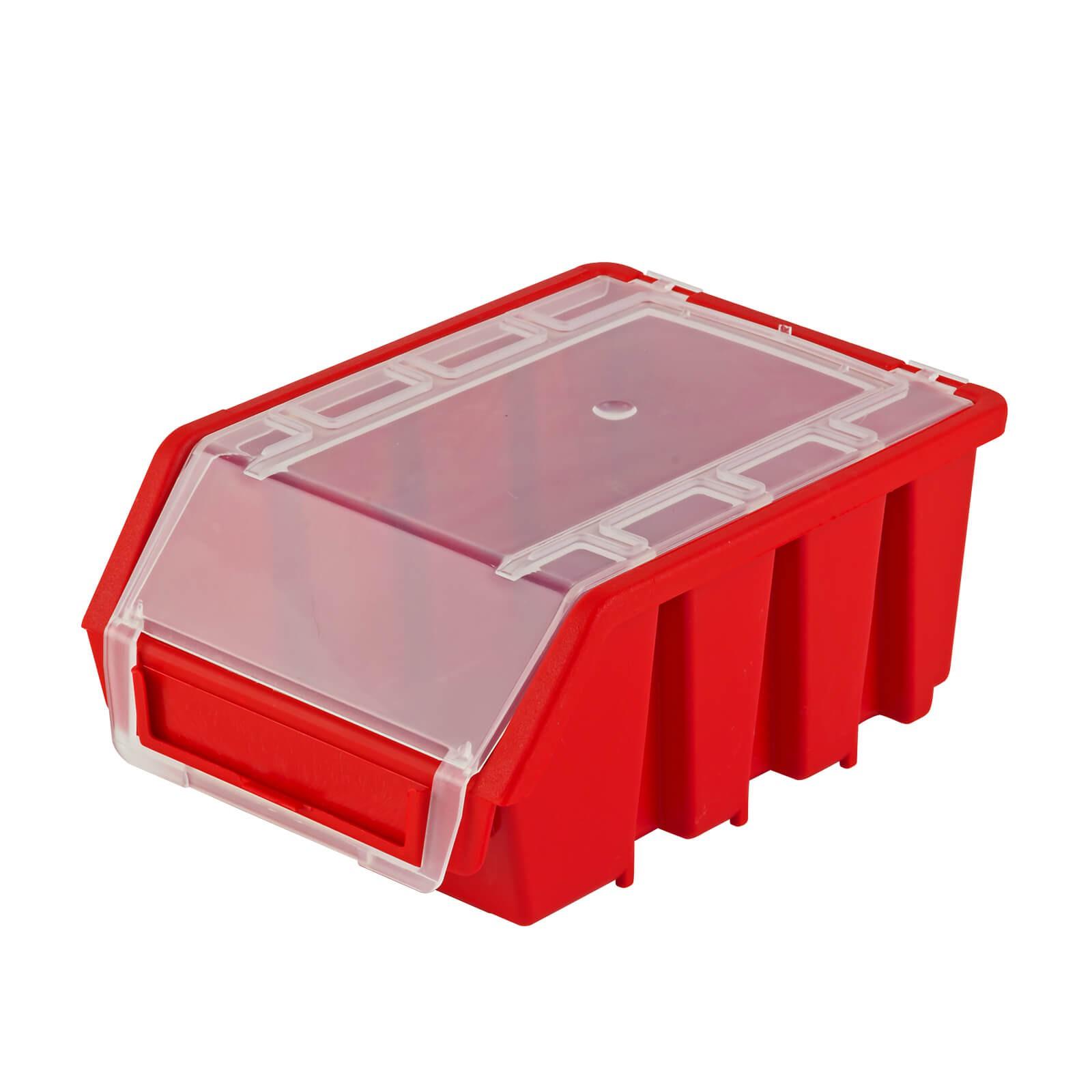 adb stapelbox ergobox gr 2 mit deckel. Black Bedroom Furniture Sets. Home Design Ideas