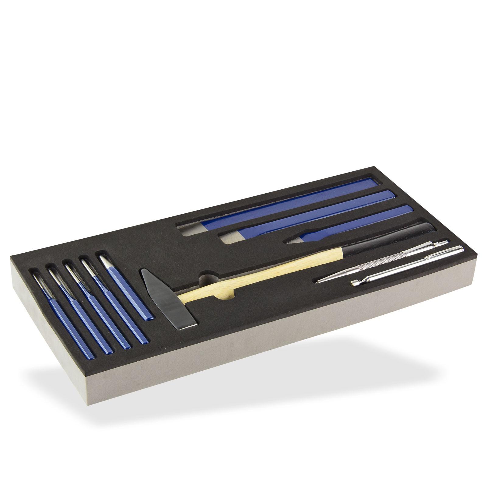 adb werkstattwagen einlage hammer mei el set 11 teilig. Black Bedroom Furniture Sets. Home Design Ideas