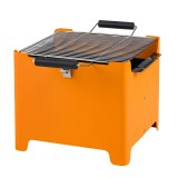 Tepro Chill&Grill Holzkohlengrill Cube orange Bild 5