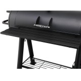 Tepro Holzkohlengrill / Barbecue Smoker Milwaukee Bild 10