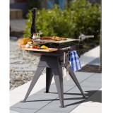 Tepro Holzkohlengrill / Standgrill Seaport