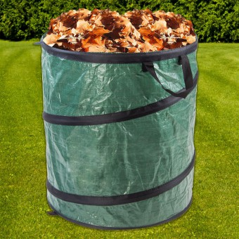 Gartenabfallsack Pop-Up Sack XL 200 Liter (70x60 cm) – Bild $_i