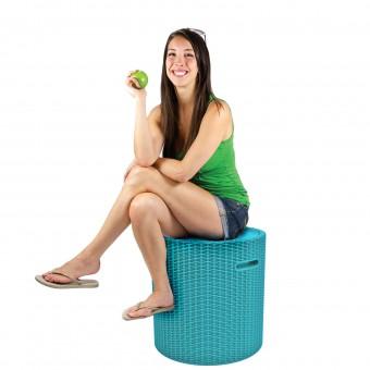 k hltasche k hlbox schwarz 32 liter f r z b camping. Black Bedroom Furniture Sets. Home Design Ideas