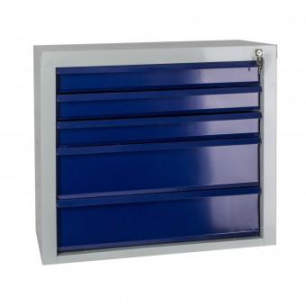 schubladenschrank werkzeugschrank 5 schubladen fernando. Black Bedroom Furniture Sets. Home Design Ideas