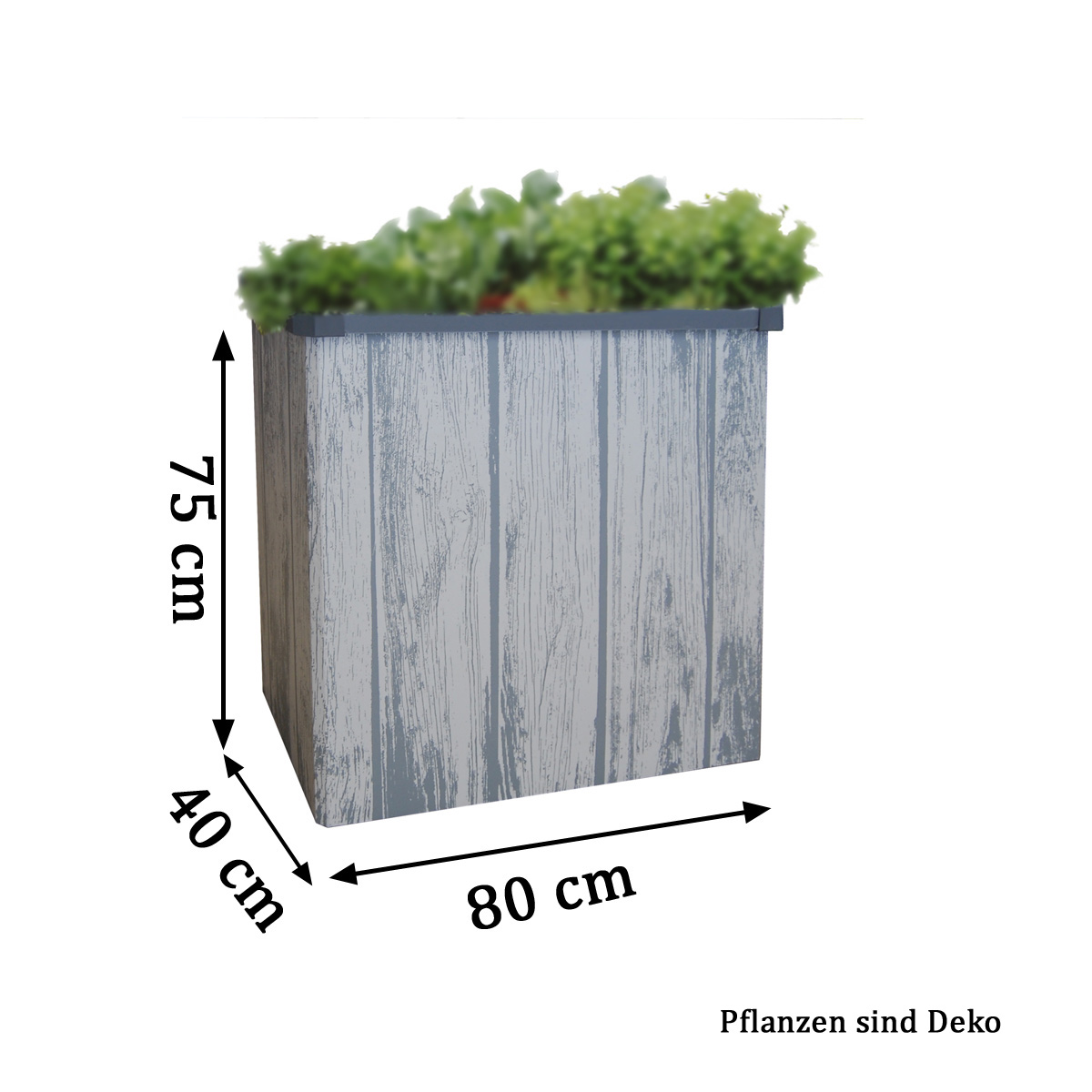 JUWEL Falt-Hochbeet Terrasse Balkon Easy Garden Auswahl