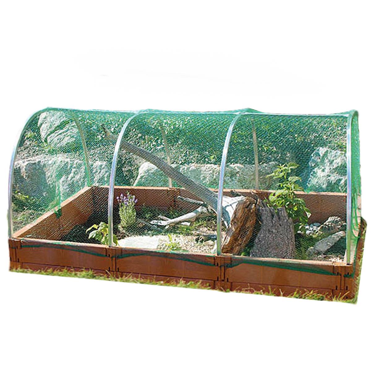 Bild zu Juwel Kleintiergehege / Kleintierauslauf 2 m² terracotta Schutznetz