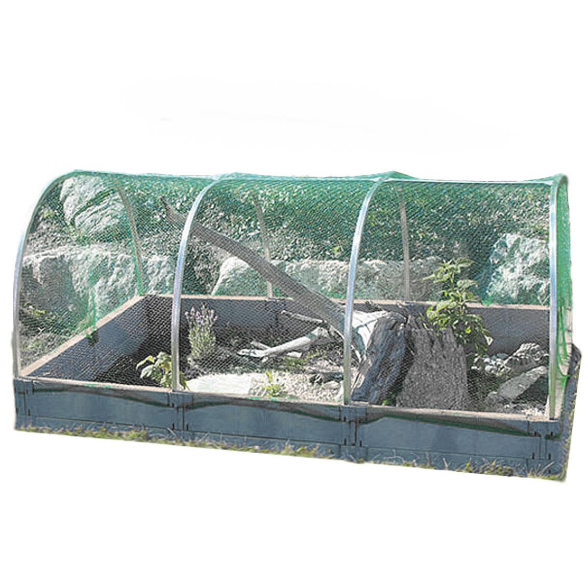 Bild zu Juwel Kleintiergehege / Kleintierauslauf 2 m² basalt Schutznetz