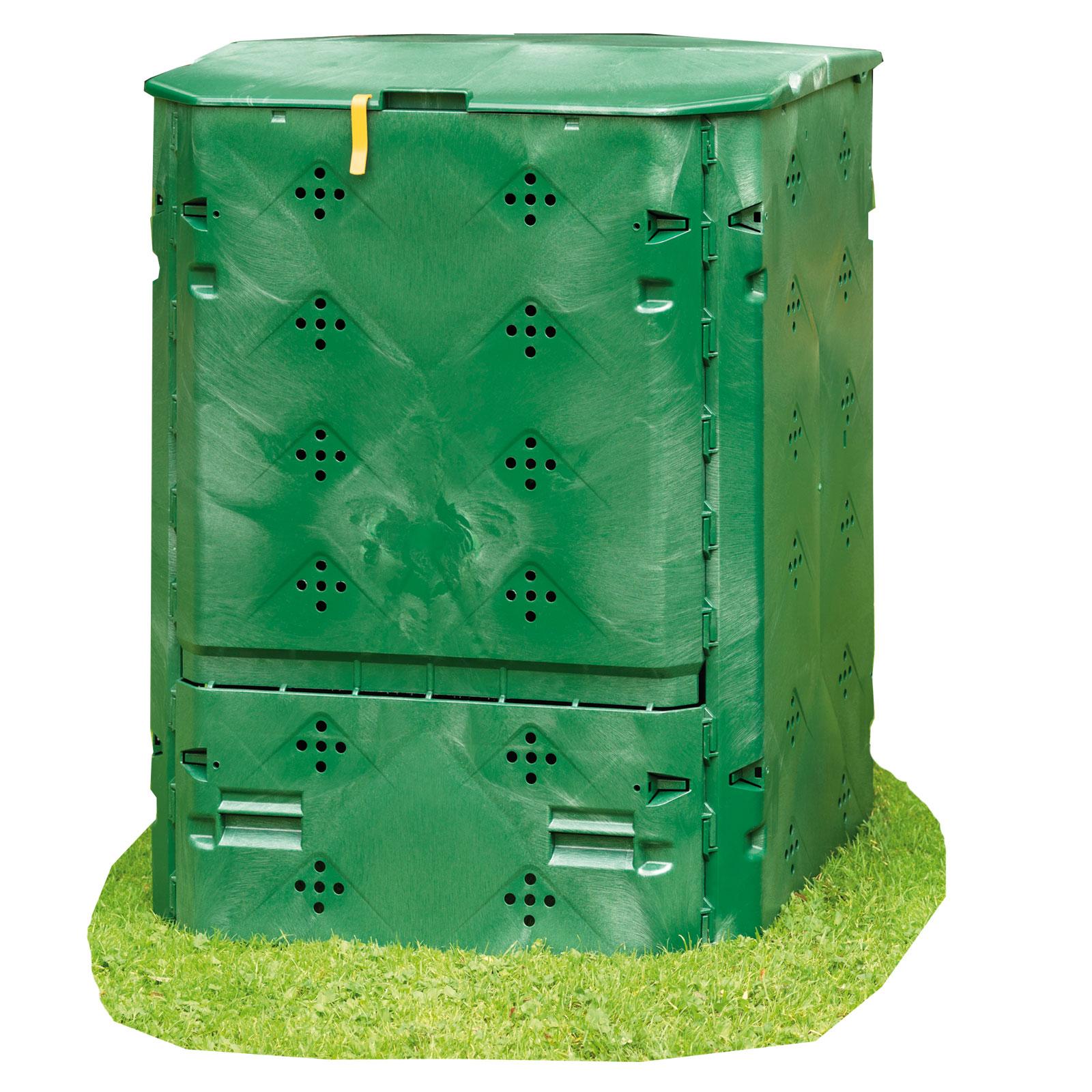 Juwel Komposter Thermokomposter BIO 600 Kompostbehälter Kompost Kunststoff 20153