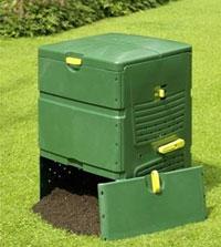 Juwel Garten Komposter / Thermokomposter AEROPLUS 6000 Kompost Kompostbehälter