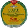 Ersatzwäscheleine, Juwel Wäscheleine Twaron 62 Meter dehnfrei hoch belastbar f. Wäschespinne, Wäscheleine für Wäschespinne Wäschetrockner, Trockenleine, 9001567300245
