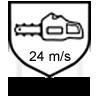 Schnittschutzklasse 2 DIN EN 381