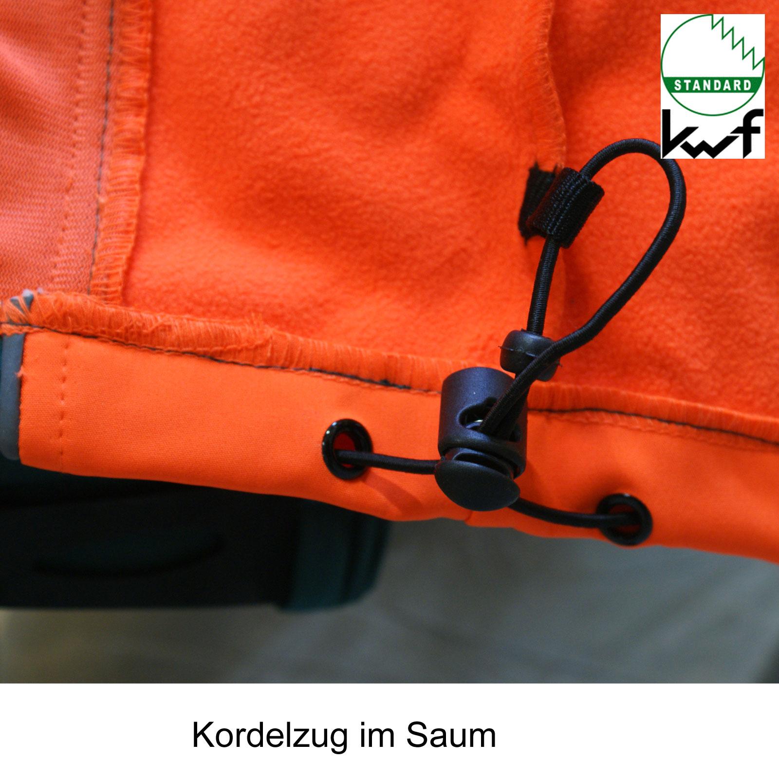 KWF FPA Forst Schnittschutz 3tlg Forsthelm Schnitthose Forstjacke, PSA-Forst, Kettensägen-Schutz, Motorsägen-Schutz, , var-forstset3e