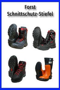 Auswahl Forst Schnittschutz-Stiefel