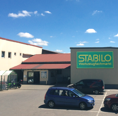 Stabilo Fachmarkt Baumarkt In Mengen